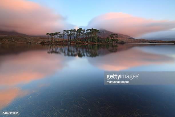 Ireland, Galway, Derryclare Lough