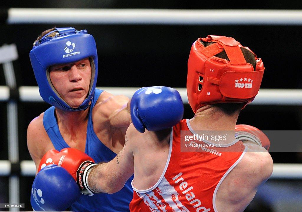 European amateur boxing championships