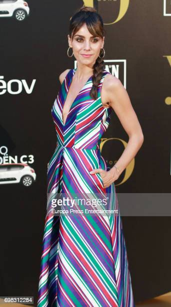 Irene Arcos attends the 'Yo Dona' International Awards at the Palacio de los Duques de Pastrana on June 19 2017 in Madrid Spain