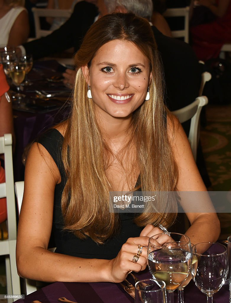 Irene Forte attends The Dream Ball in aid of The Prince's Trust and Big Change at Lancaster House on July 7 2016 in London United Kingdom