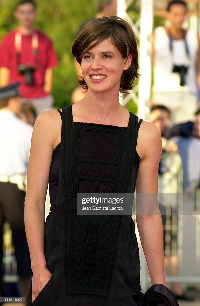 Irene Jacob during Deauville 2002 - 'Divine Secrets of The Ya-Ya Sisterhood' Premiere at C.I.D Deauville in Deauville, France.