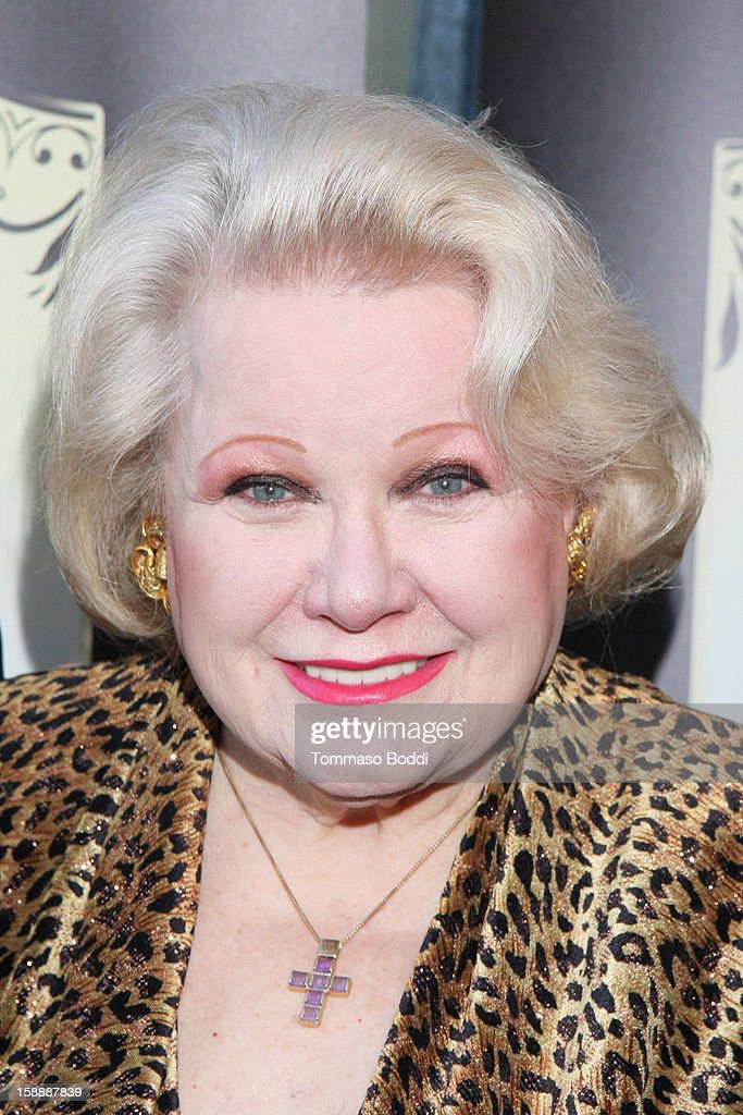 Irene Larsen attends the Academy of Magical Arts & The Magic Castle 50th anniversary gala held at The Magic Castle on January 2, 2013 in Hollywood, California.