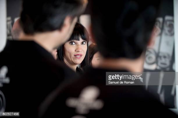 Irene Villa Presents '#somosheroes' on June 28 2017 in Madrid Spain