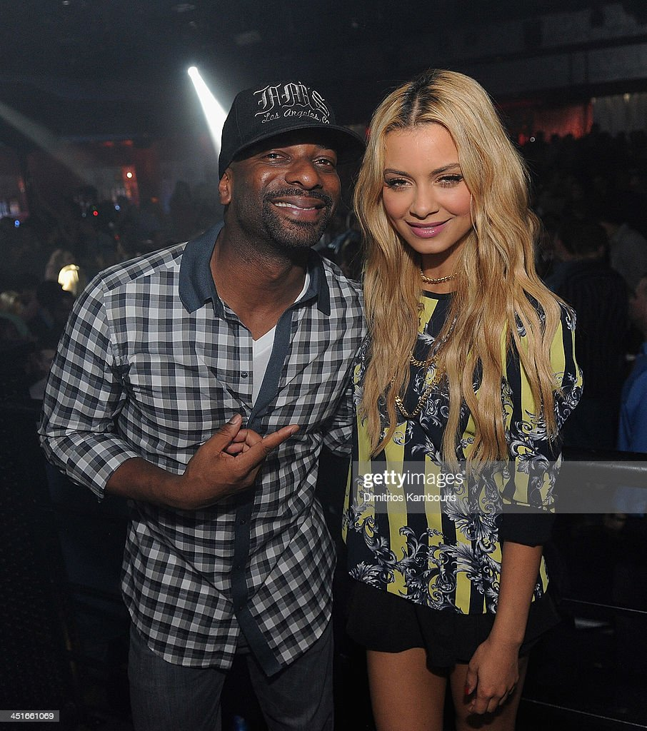 DJ Irie and Havana Brown attend the Grand Opening of Avalon Mohegan Sun on November 23, 2013 in Uncasville City.