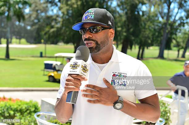 Irie attends JEEP 11th Annual Celebrity Golf Tournament during The 11th Annual Irie Weekend at Miami Beach Golf Club on June 19 2015 in Miami Beach...