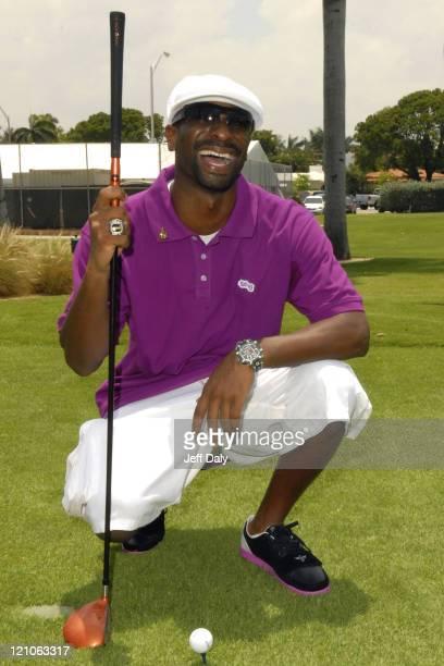 DJ Irie attends the 2007 Deutsche Irie Weekend Celebrity Golf Tournament Miami Beach Florida