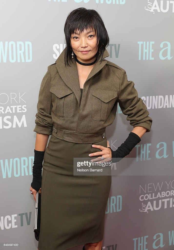 Colby Minifie attends 'The A Word' New York screening at Museum Of Arts And Design on June 28, 2016 in New York City.