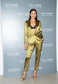 ITA: Irina Shayk Falconeri press day - Milan Fashion Week Spring/Summer 2020