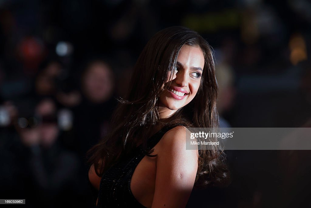 Irina Shayk attends the Premiere of 'All Is Lost' at The 66th Annual Cannes Film Festival on May 22, 2013 in Cannes, France.