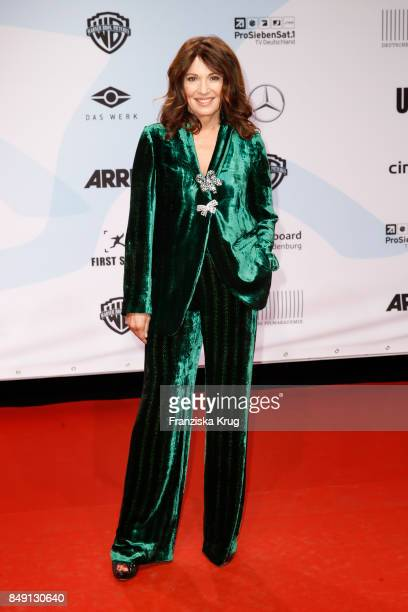 Iris Berben attends the First Steps Award 2017 at Stage Theater on September 18 2017 in Berlin Germany