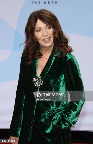 Iris Berben attends the 'First Steps Awards 2017' at Stage Theater on September 18 2017 in Berlin Germany