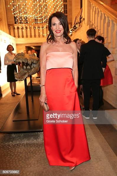 Iris Berben during the 'Berlin Opening Night of GALA UFA Fiction' at Das Stue Hotel on February 11 2016 in Berlin Germany