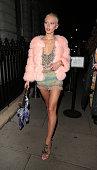 London Celebrity Sightings - October 23, 2021