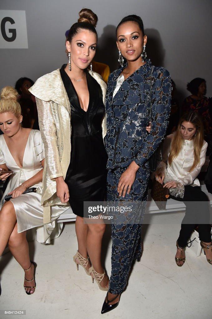 Vivienne Hu Spring/Summer 2018 New York Fashion Week Runway Show - Front Row