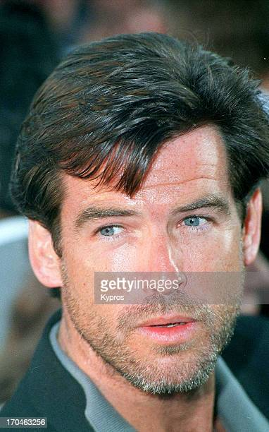 Irish actor Pierce Brosnan circa 1993