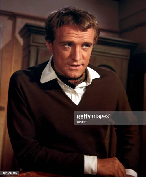Irish Actor Richard Harris