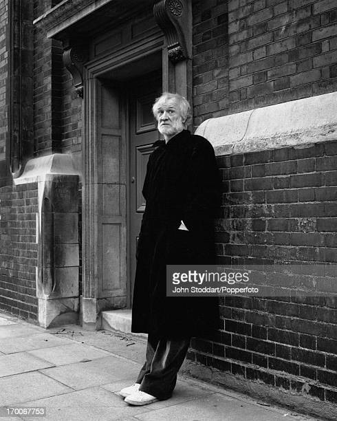 Irish actor Richard Harris 1990