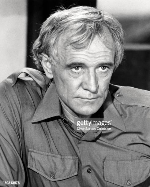 Irish actor Richard Harris as he appears in 'The Wild Geese' directed by Andrew V McLaglen 1978
