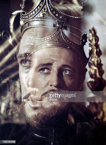 Irish Actor Richard Harris as King Arthur in the film 'Camelot' 1967