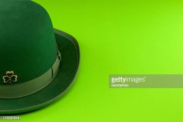 Irish Bowler Hat - St. Patty's Day