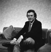 Irish broadcaster Terry Wogan circa 1987