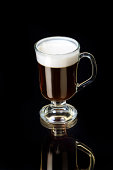 Irish coffe was first served to pasangers on the flying boats traviling from America to ireland at Shannon airprt