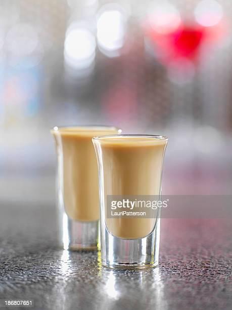 Crema irlandesa Café Shooters