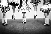 Irish dance Image by Shelly Allen Art