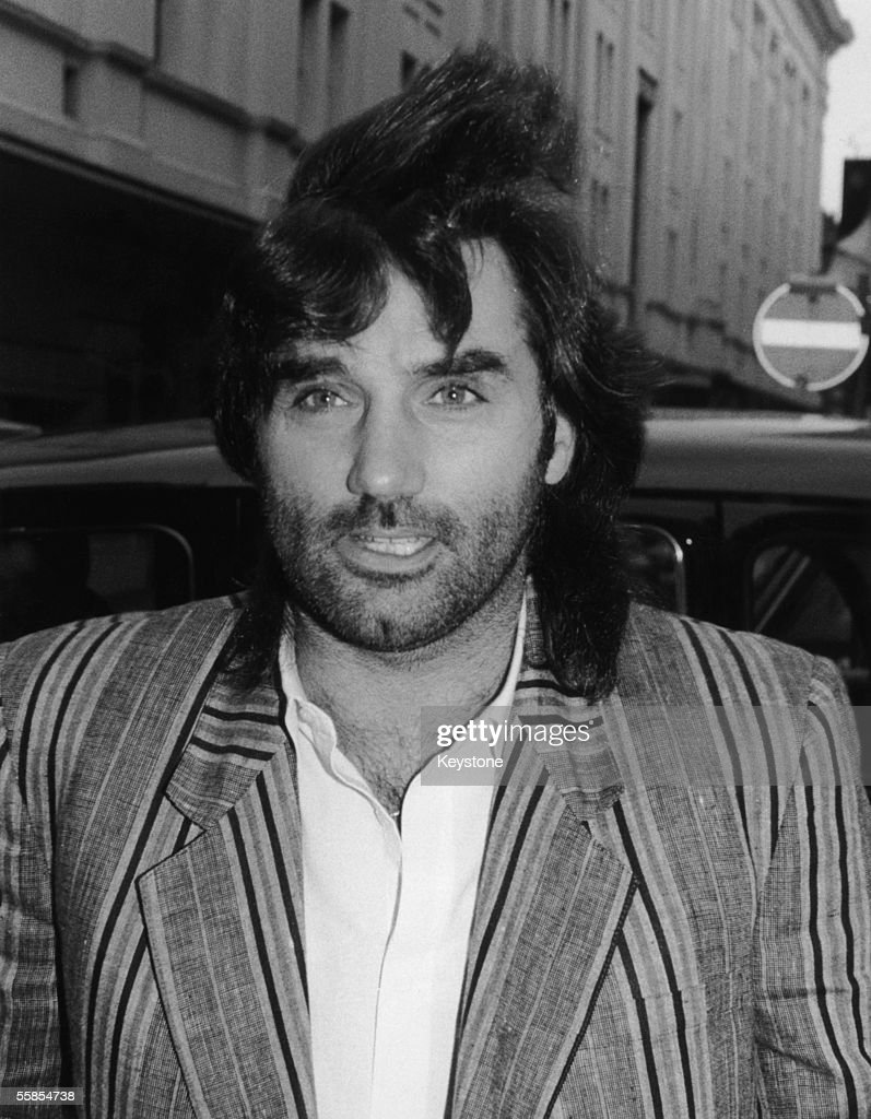 Irish footballer George Best arrives at Bow Street Magistrates' Court where he was sentenced to twelve weeks in prison for drink driving and assault, 3rd December 1984.