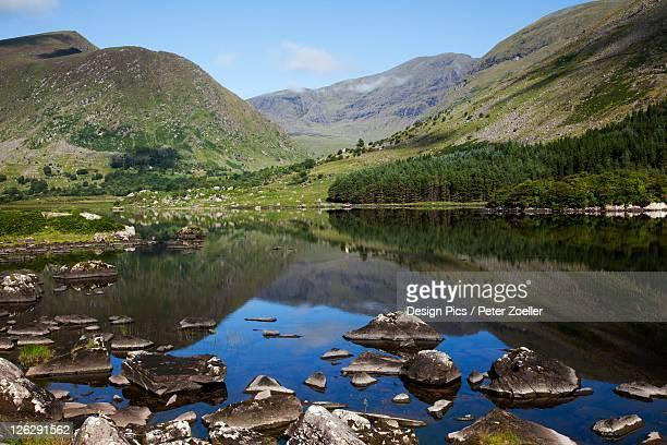 Irish Lake Reflections