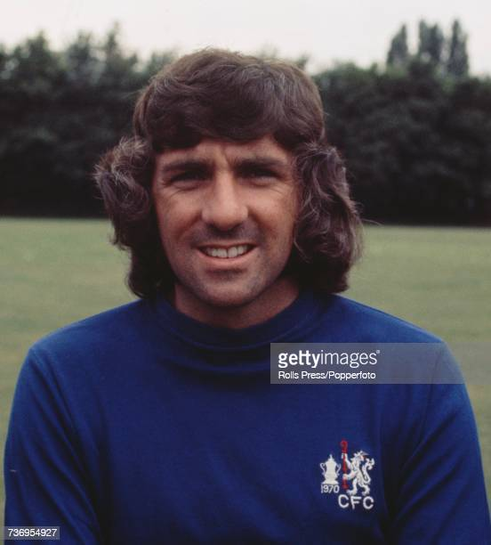 Irish professional footballer and defender with Chelsea Football Club Paddy Mulligan posed at Chelsea's training ground in London at the start of the...