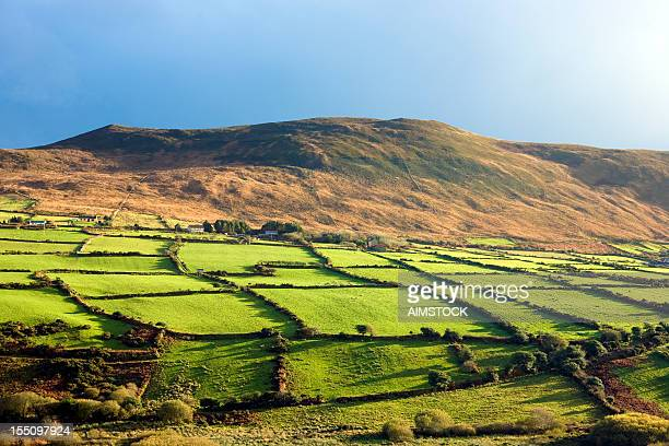 Irish Landschaftspanorama