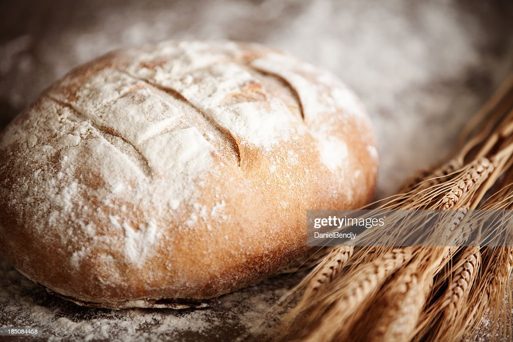 Irish Soda Bread : Stock Photo