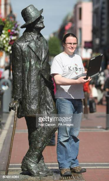 Irish software developer Rory McCann who believes he has solved James Joyce's notorious near centuryold riddle can you cross Dublin without passing a...