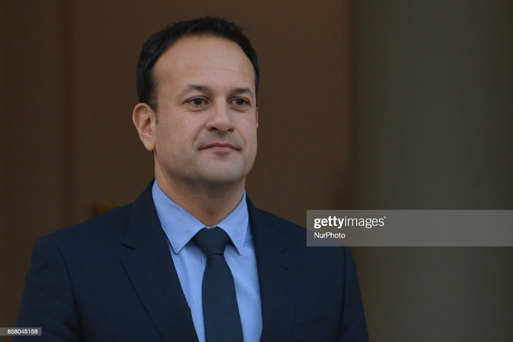 Scottish PM Nicola Sturgeon meets Taoiseach Varadkar