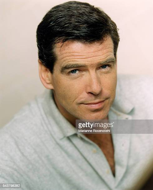 Irishborn actor and star of the later series of James Bond films Pierce Brosnan