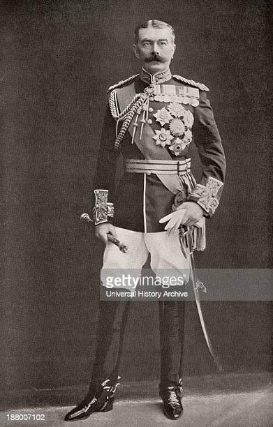 IrishBorn British Field Marshal From The Year 1914 Illustrated