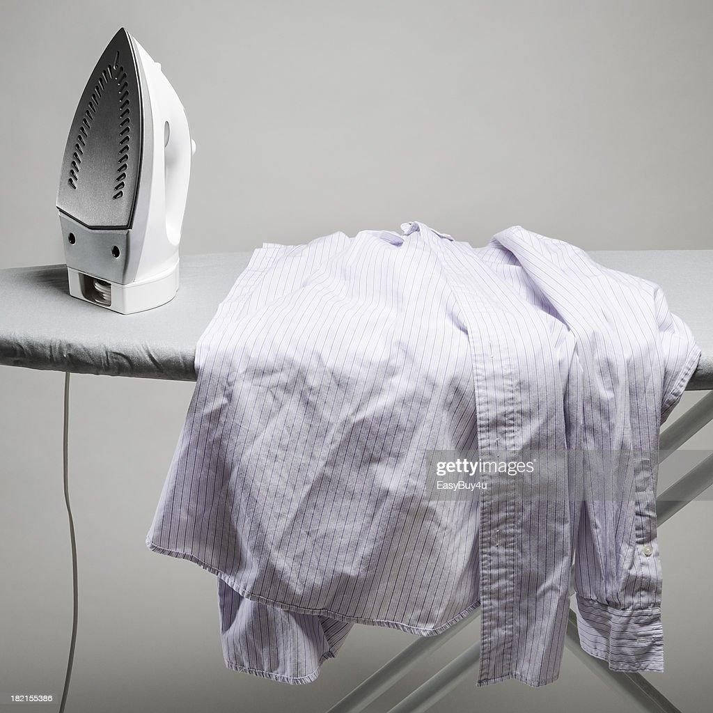 Iron and shirt