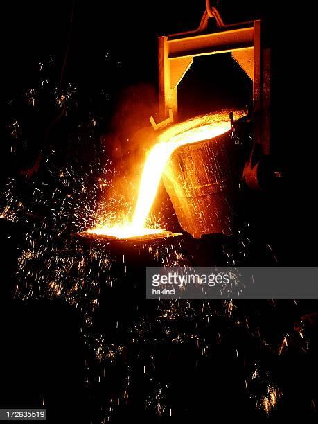 Fusione del ferro