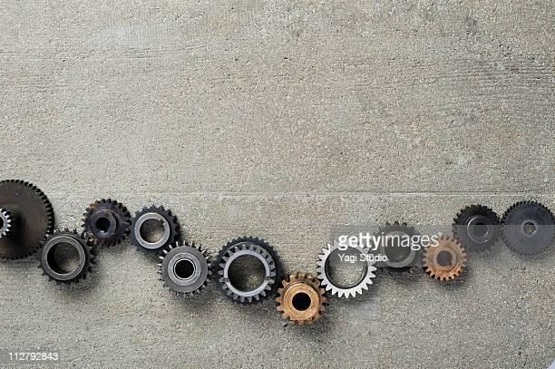 Iron composition