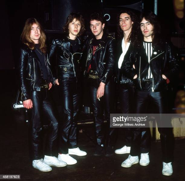 Iron Maiden were pioneers of the New Wave of British Heavy Metal and achieved success during the early 1980s They were formed in Leyton east London...