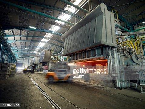 Iron Manufacturing