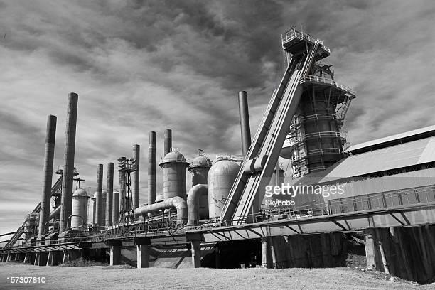 Iron Refinerey