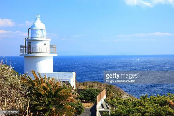 Irozaki Lighthouse, Shizuoka Prefecture, Japan