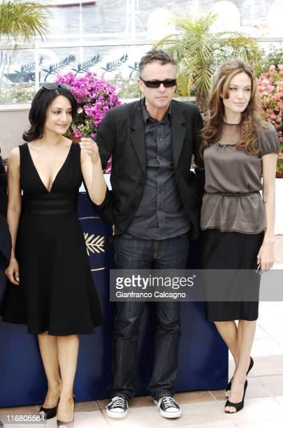Irrfan Khan Michael Winterbottom and Angelina Jolie