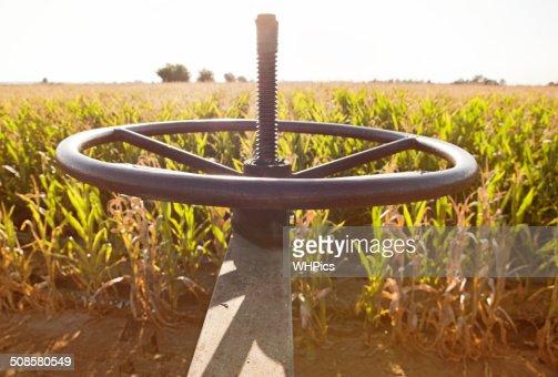 Serrure d'Irrigation : Photo