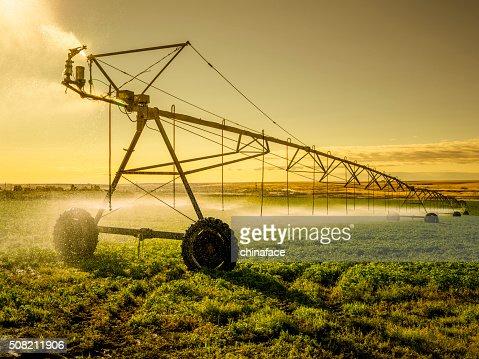 Irrigator Machine at palouse