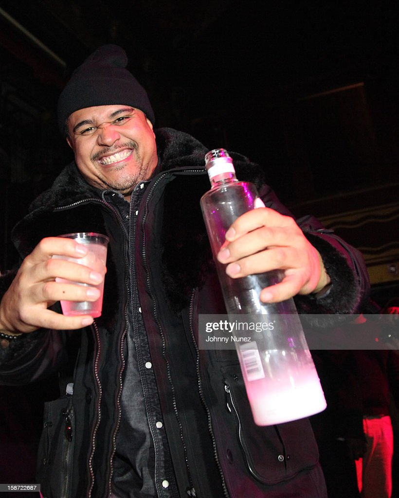 Irv Gotti attends Nicki Minaj's Christmas Extravaganza at Webster Hall on December 25, 2012 in New York City.