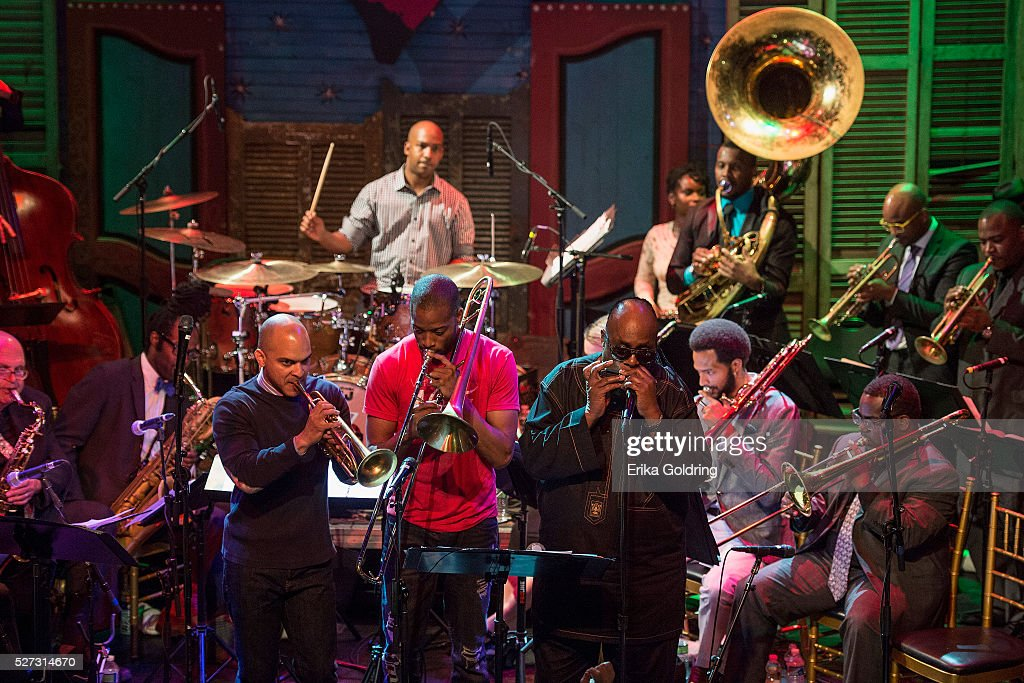 Irvin Mayfield and New Orleans Jazz Orchestra, The - Book One