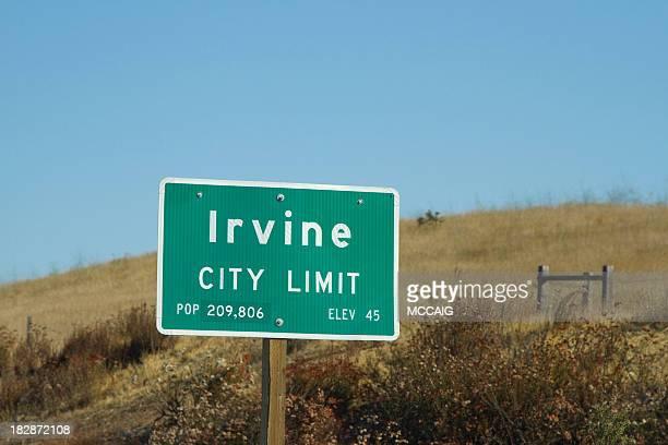 Irvine sign